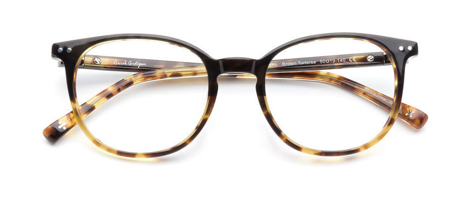 product image of Derek Cardigan Echo-50 Brown Tortoise