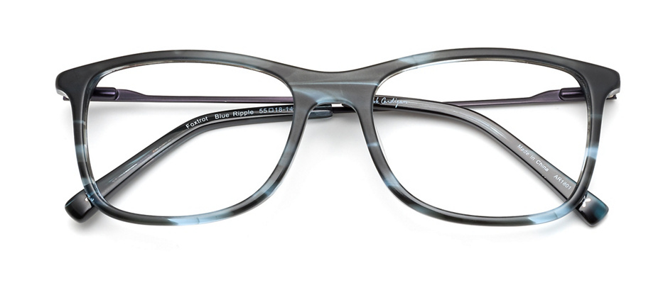 product image of Derek Cardigan Foxtrot-55 Blue Ripple