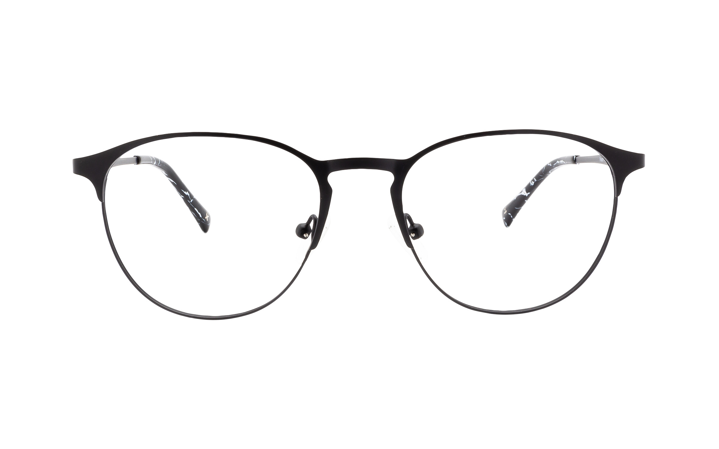 http://www.coastal.com/ - Derek Cardigan Haedi DC219 C01 (51) Eyeglasses and Frame in Matte Black | Metal – Online Coastal