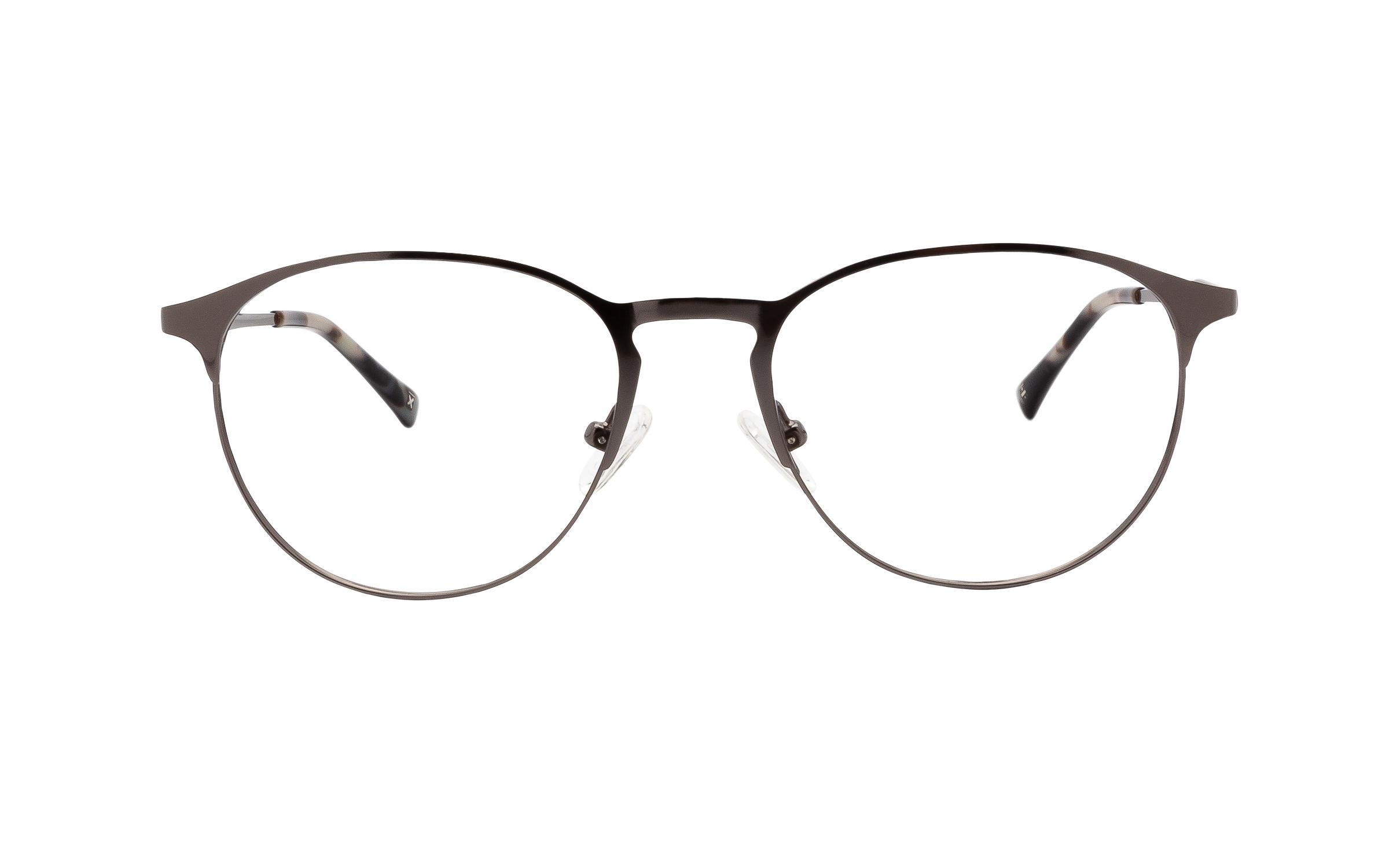 http://www.coastal.com/ - Derek Cardigan Haedi DC219 C02 (51) Eyeglasses and Frame in Satin Gun Grey | Metal – Online Coastal