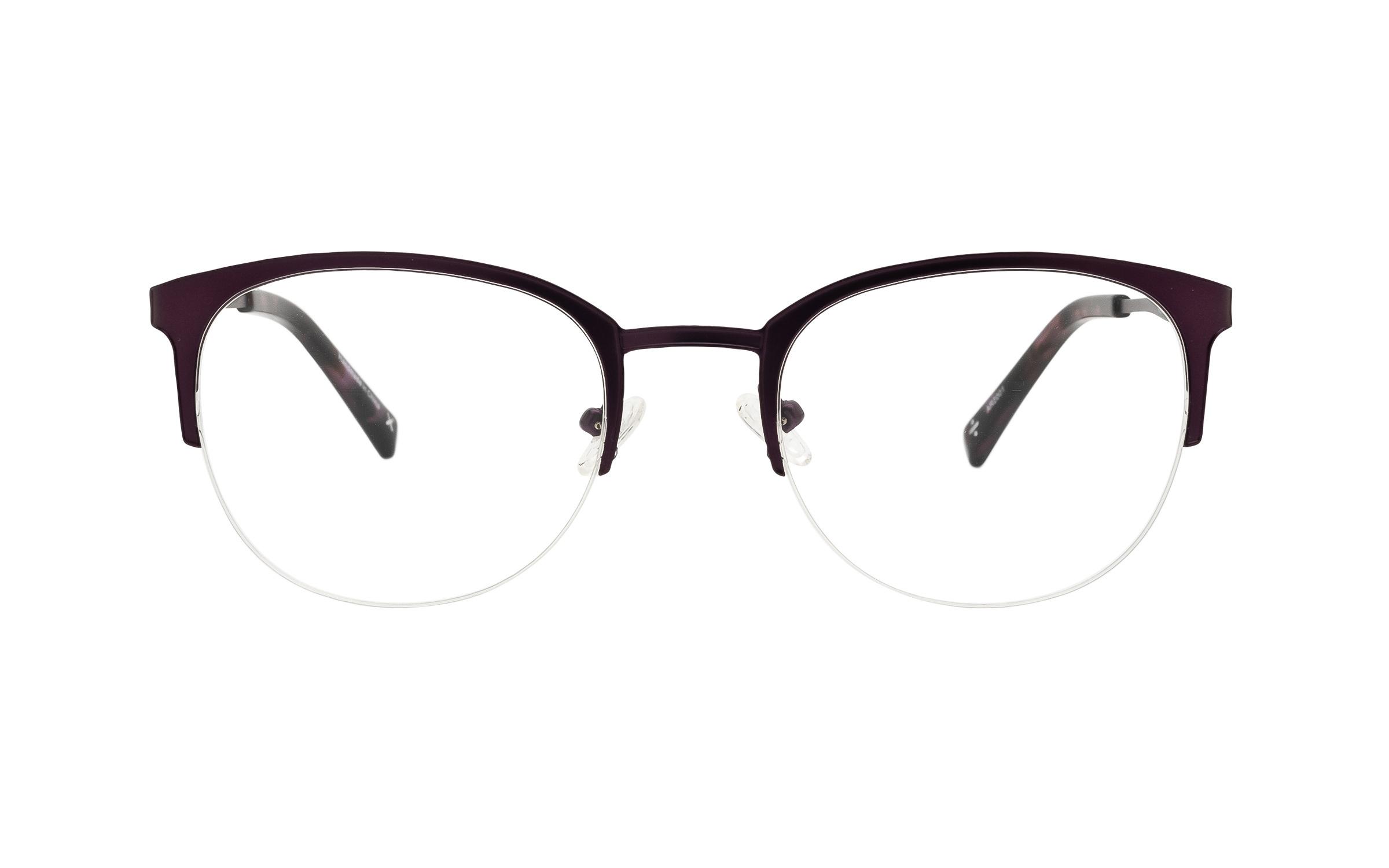 http://www.coastal.com/ - Derek Cardigan Helike TIT010 C03 (51) Eyeglasses and Frame in Purple | Plastic – Online Coastal