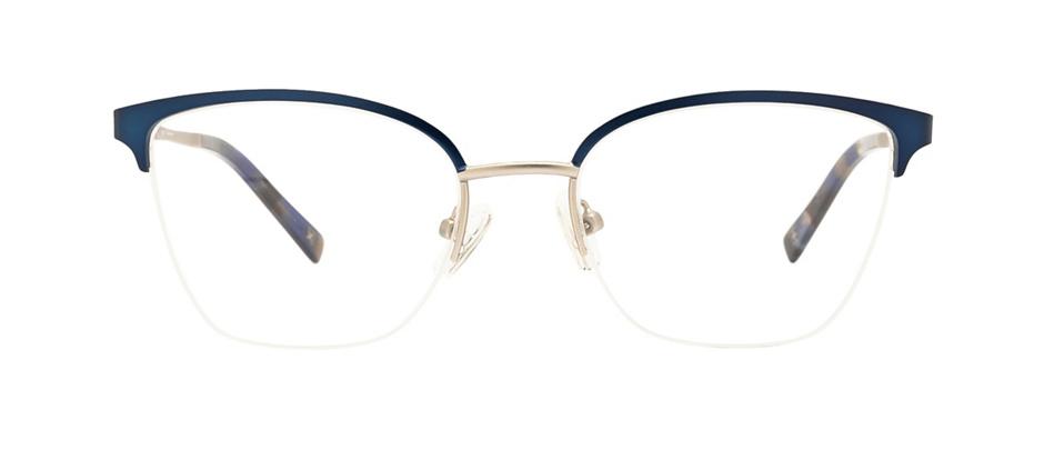 product image of Derek Cardigan Heze-50 Satin Blue Silver