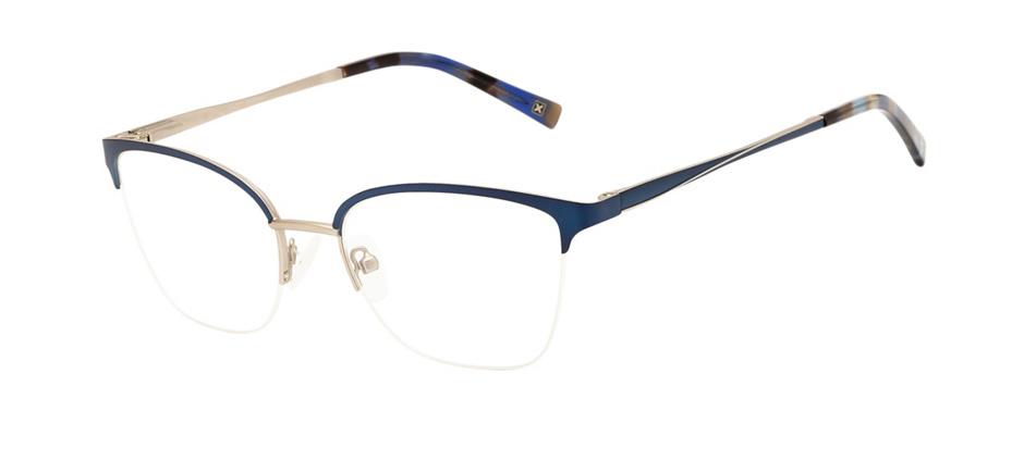 product image of Derek Cardigan Heze-50 satin bleu argent