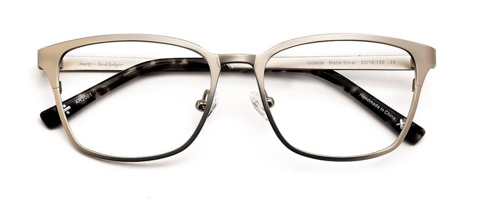 product image of Derek Cardigan Iocaste-52 Matte Silver