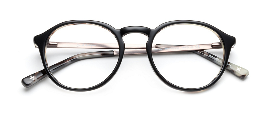 product image of Derek Cardigan Jitterbug-48 Black Tortoise