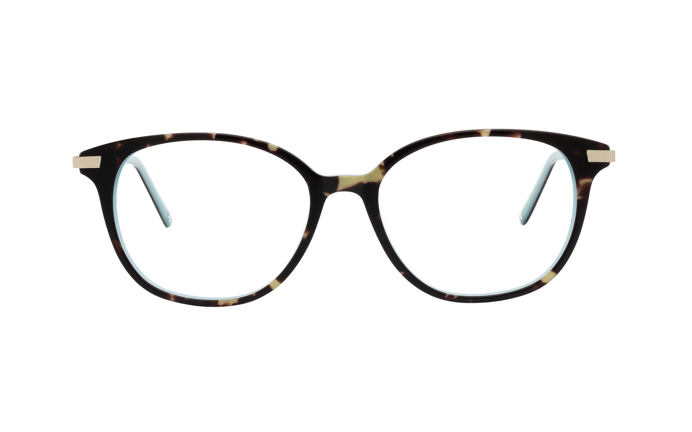 coastal.com - Derek Cardigan Kari (53) Eyeglasses and Frame in Brown/Tortoise | Acetate/Metal – Online Coastal 55.00 USD