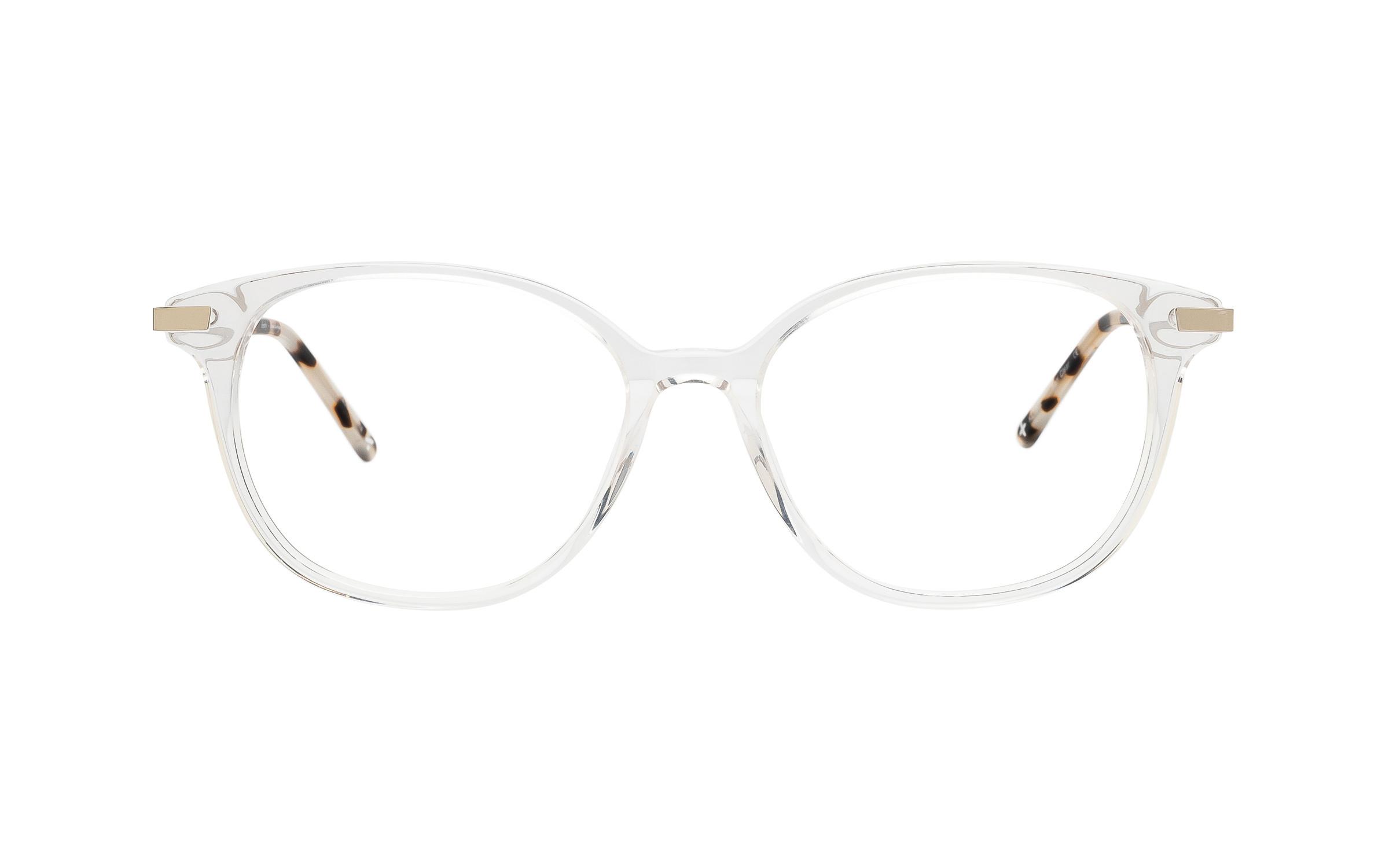 coastal.com - Derek Cardigan Kari (53) Eyeglasses and Frame in Clear | Acetate/Metal – Online Coastal 55.00 USD