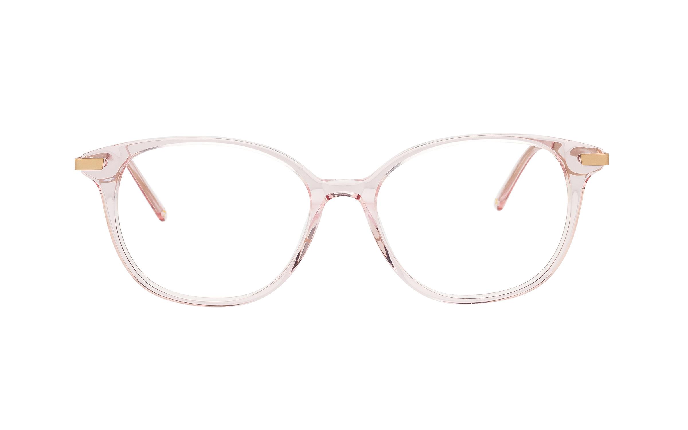 coastal.com - Derek Cardigan Kari (53) Eyeglasses and Frame in Pink | Acetate/Metal – Online Coastal 55.00 USD