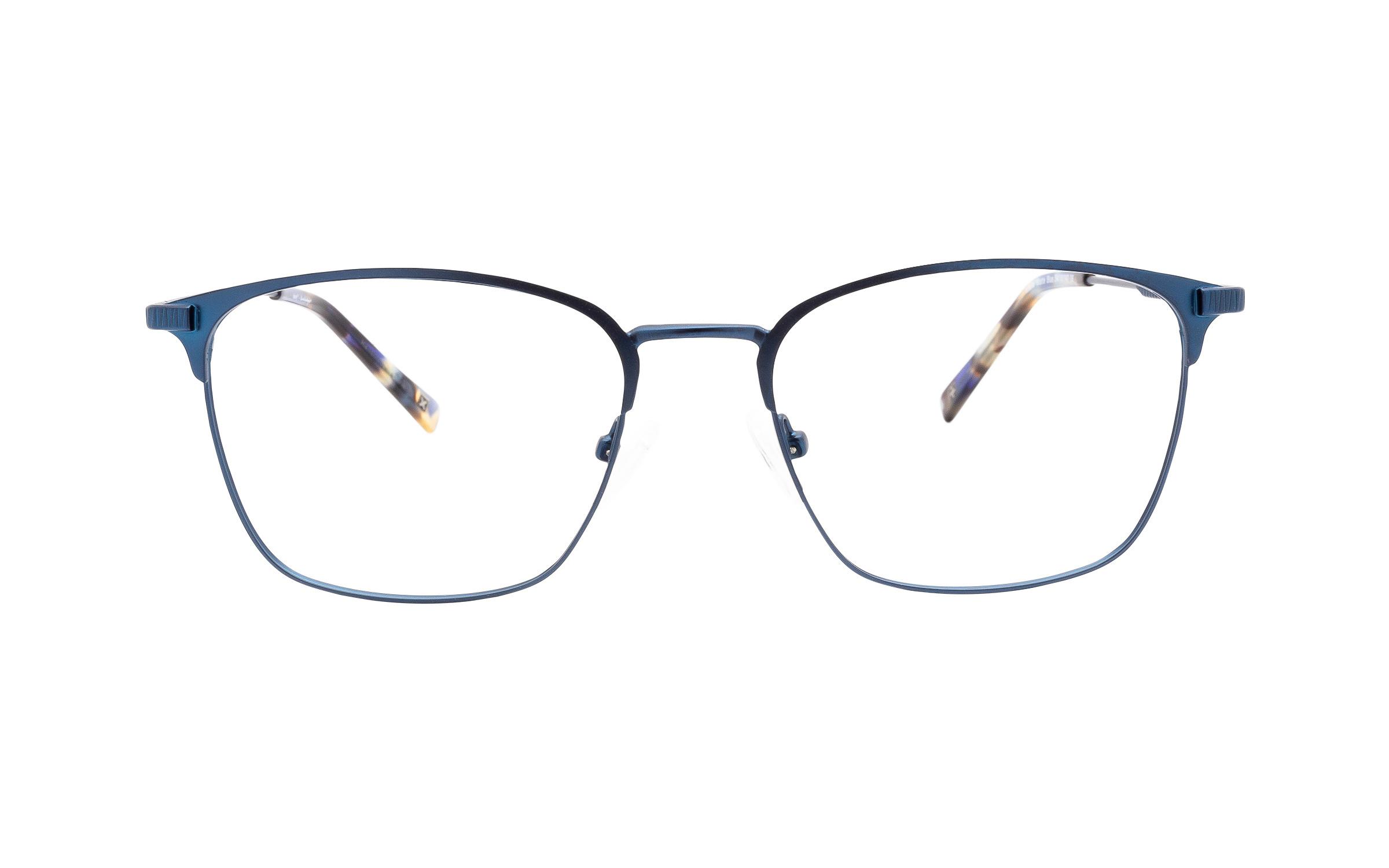 http://www.coastal.com/ - Derek Cardigan Maia DC222 C03 (54) Eyeglasses and Frame in Matte Blue | Metal – Online Coastal