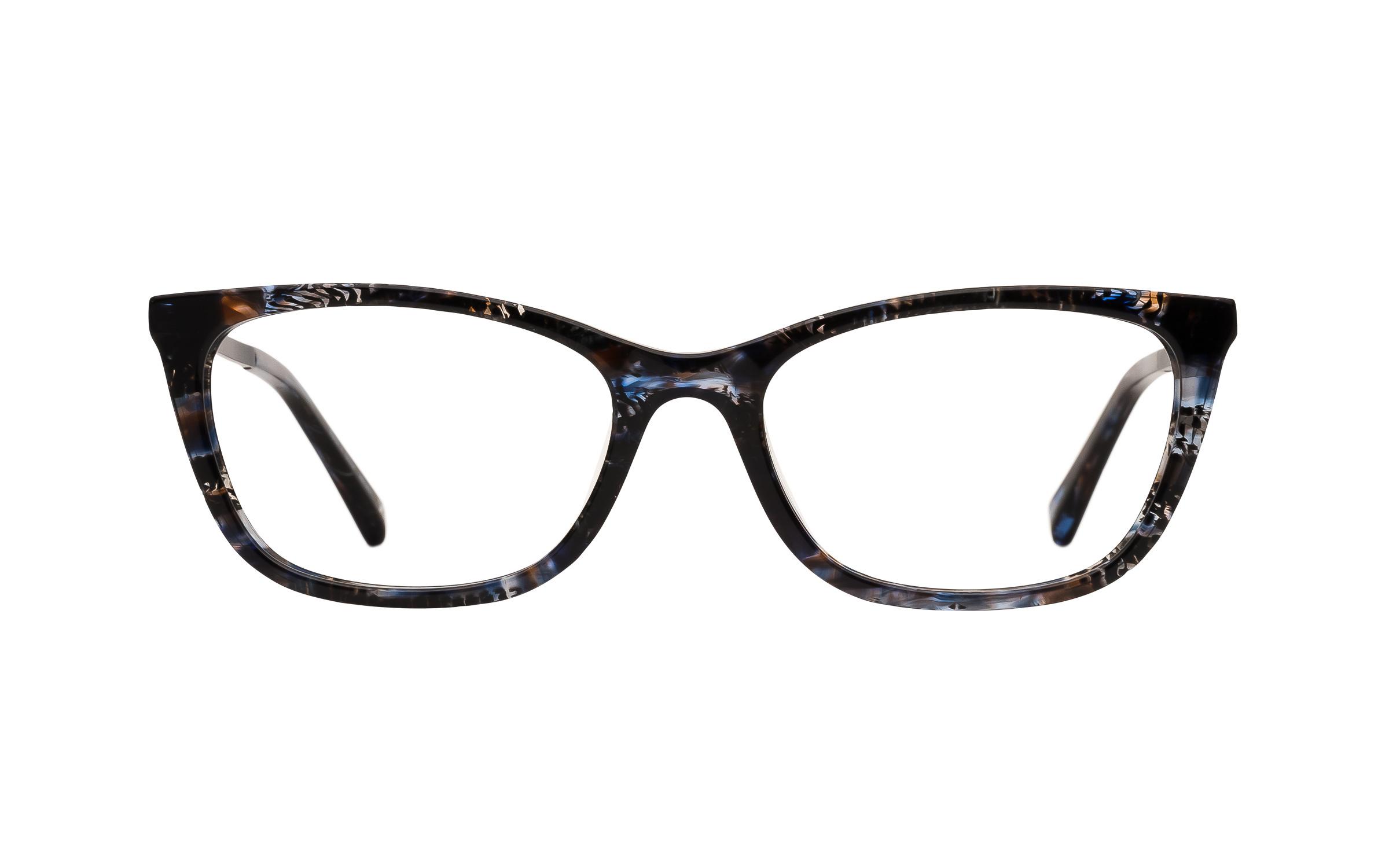 Derek Cardigan Women's Glasses D-Frame Blue/Tortoise Online Coastal