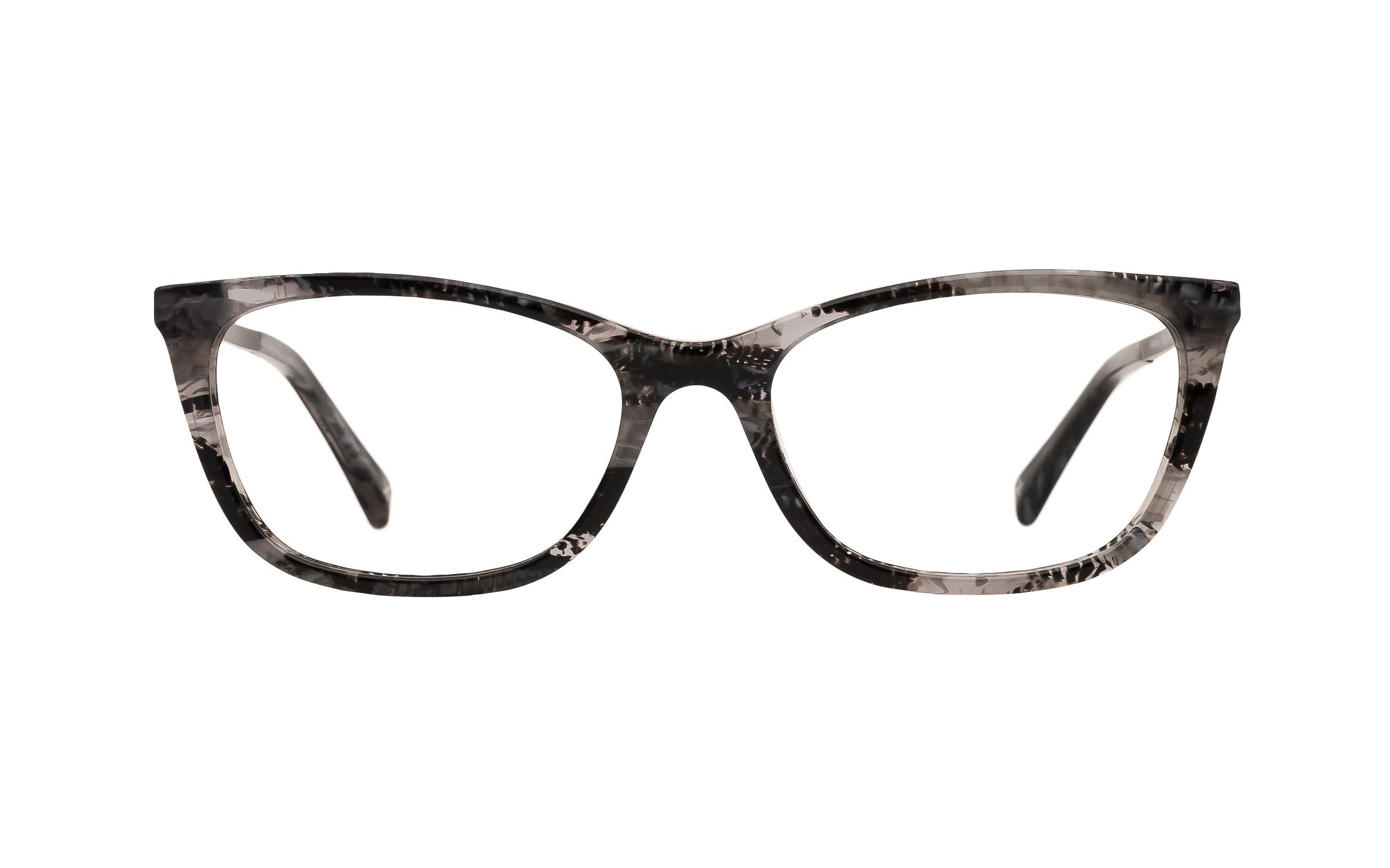 Derek Cardigan Women's Glasses D-Frame Grey Online Clearly