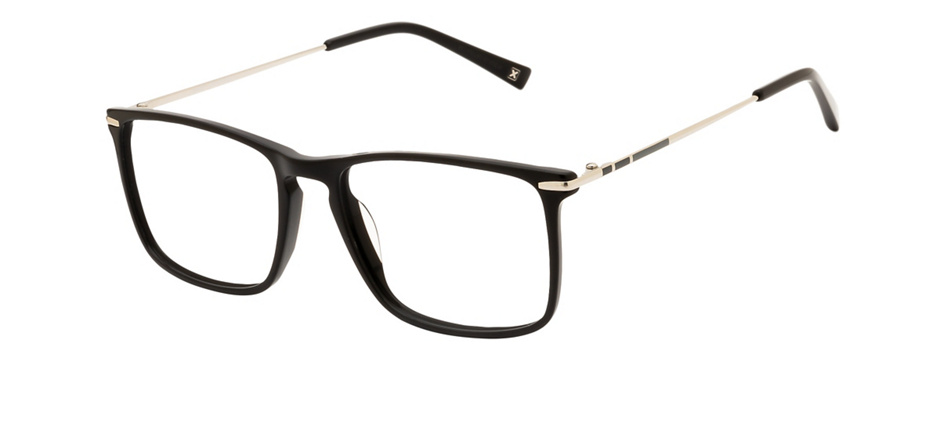 product image of Derek Cardigan Mensa-53 Shiny Black