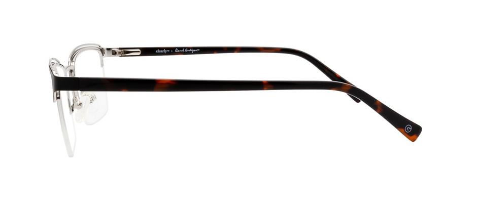 product image of Derek Cardigan Naos-51 noir argent mat