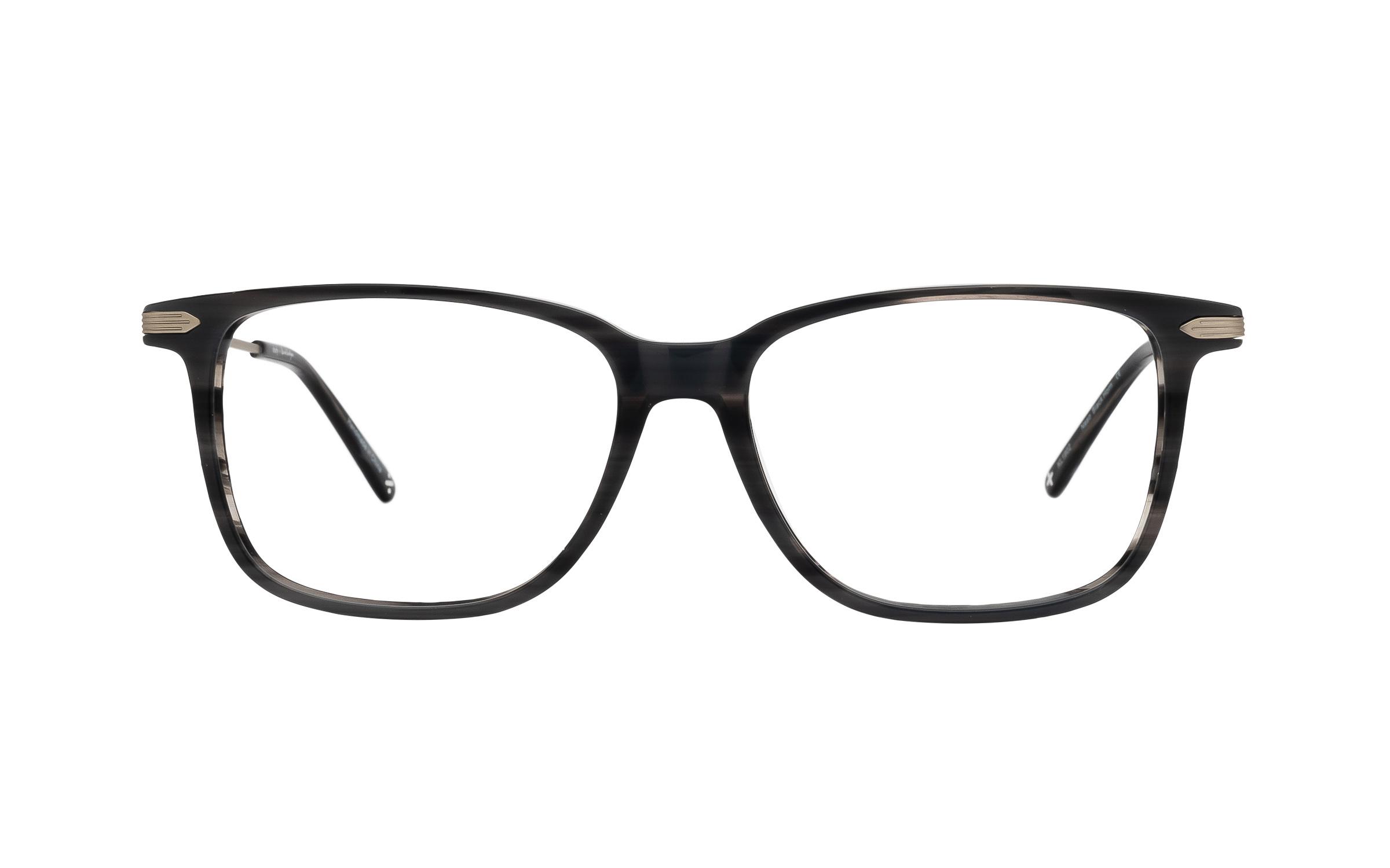 http://www.coastal.com/ - Derek Cardigan Neso (54) Eyeglasses and Frame in Horn Black | Acetate/Metal – Online Coastal