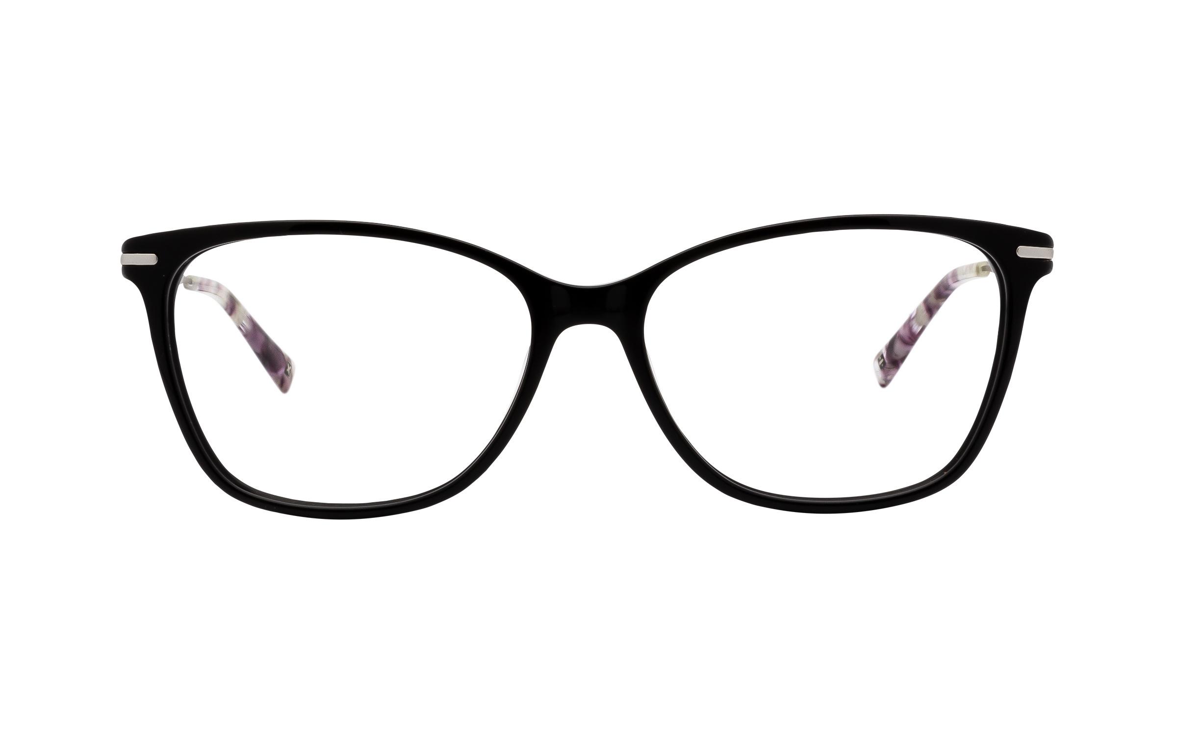http://www.coastal.com/ - Derek Cardigan Pictor DC231 C01 (54) Eyeglasses and Frame in Shiny Black | Acetate/Metal – Online Coastal