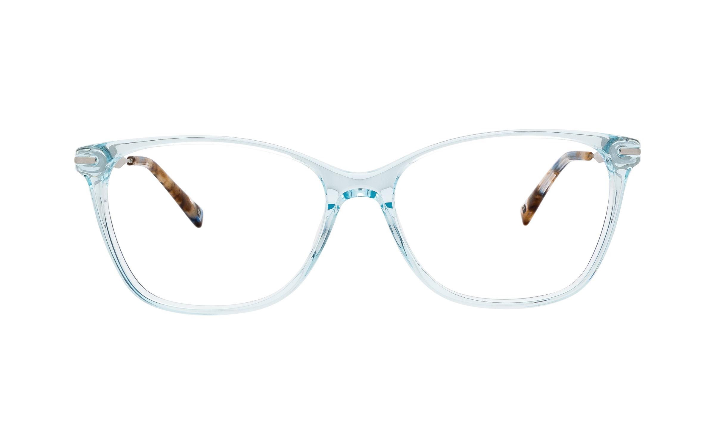 http://www.coastal.com/ - Derek Cardigan Pictor DC231 C02 (54) Eyeglasses and Frame in Shiny Crystal Light Blue | Acetate/Metal – Online Coastal