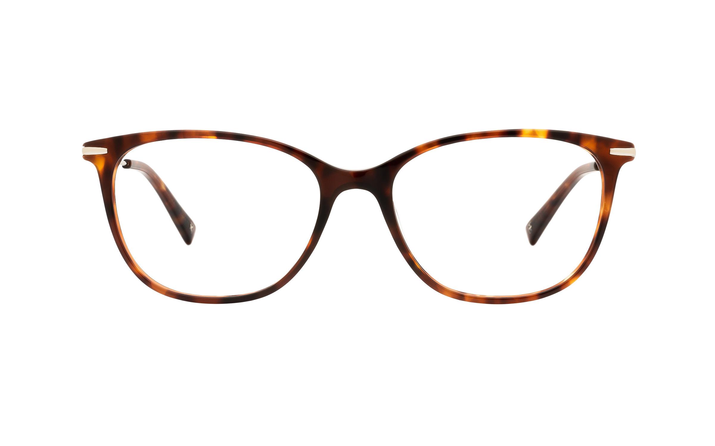 Derek Cardigan Pyxis DC230 C04 (52) Eyeglasses and Frame in Shiny Havana Tortoise | Acetate - Online