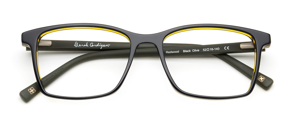 product image of Derek Cardigan Redwood-52 Black Olive