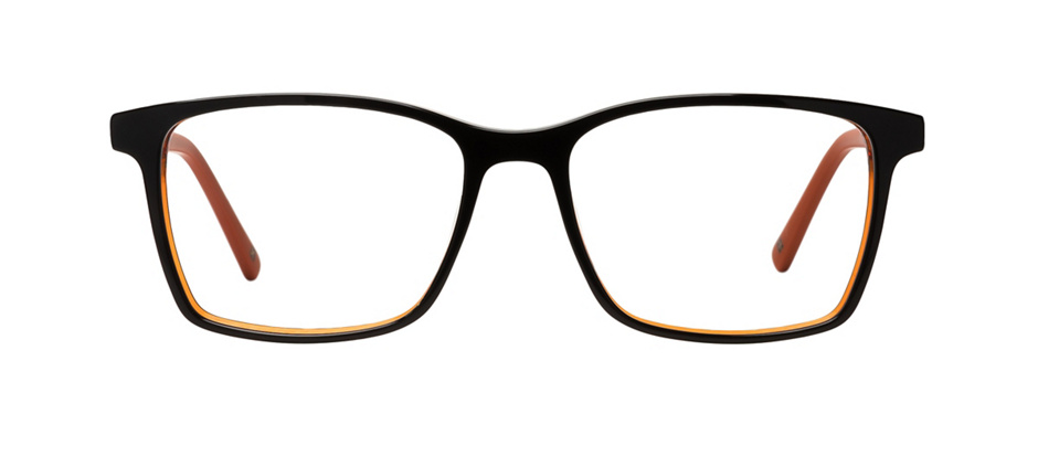 product image of Derek Cardigan Redwood-52 Black Orange