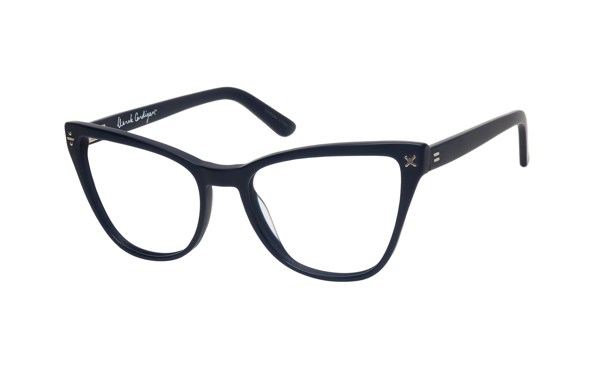 Women's Vintage Glasses Blue Derek Cardigan Online Clearly