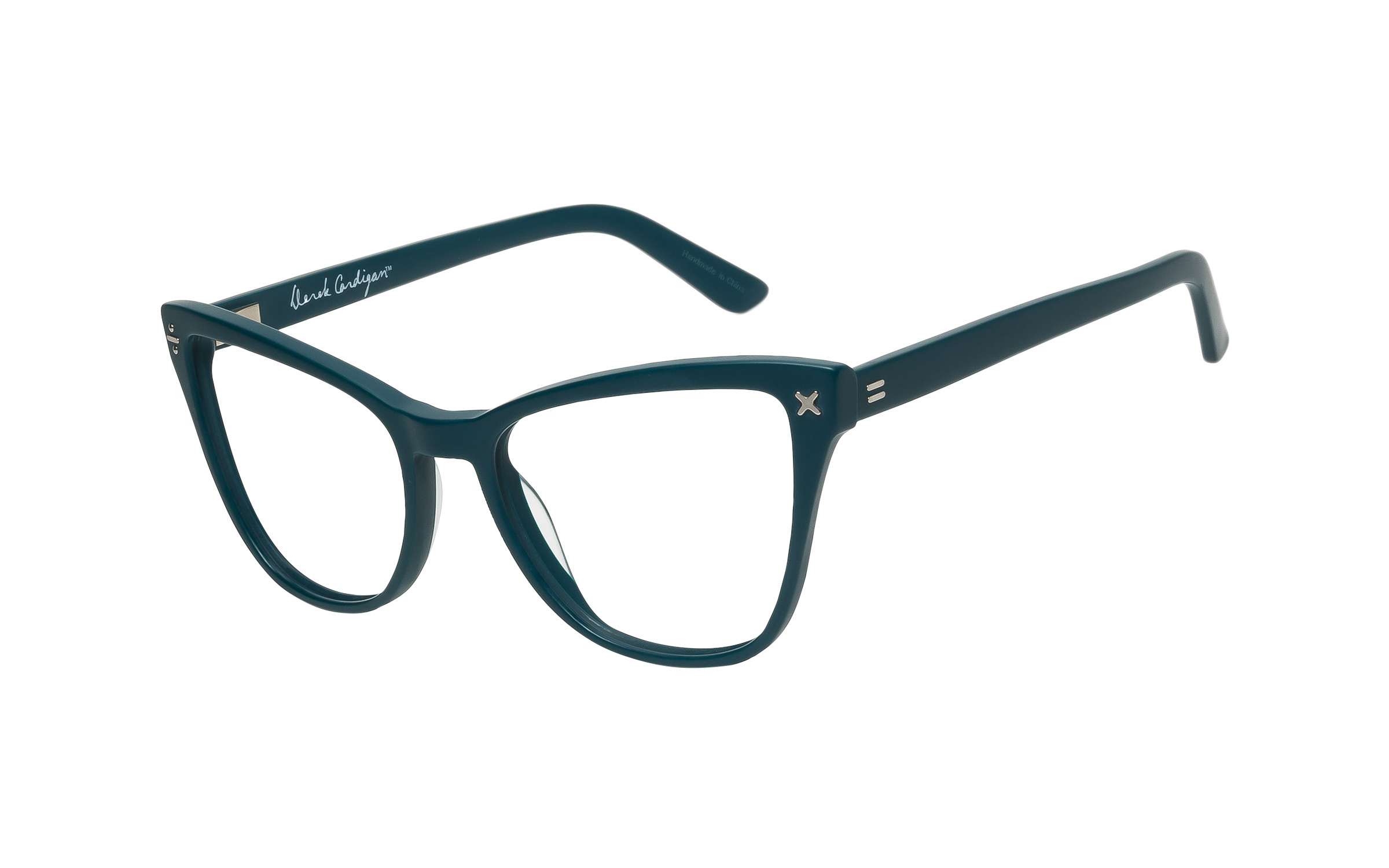 Women's Vintage Glasses Green Derek Cardigan Online Clearly