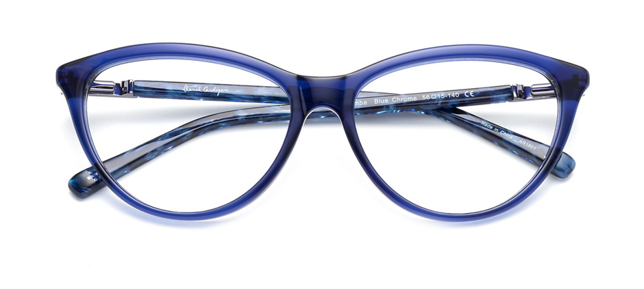 product image of Derek Cardigan Rumba-56 Blue Chrome