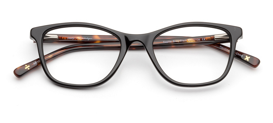 product image of Derek Cardigan Sagitta-47 Shiny Black