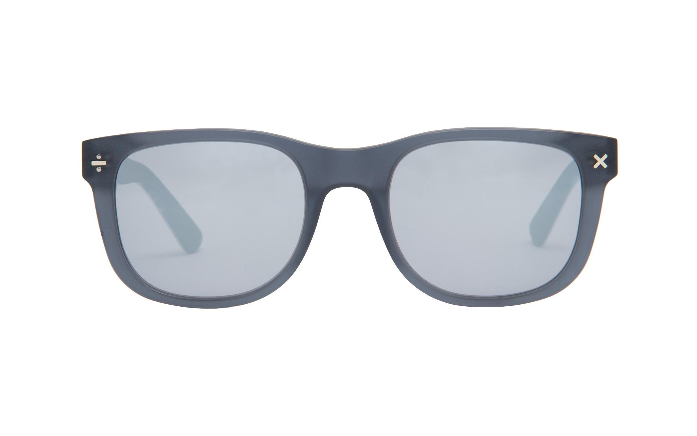 Derek Cardigan Sunglasses D-Frame Blue Online Coastal