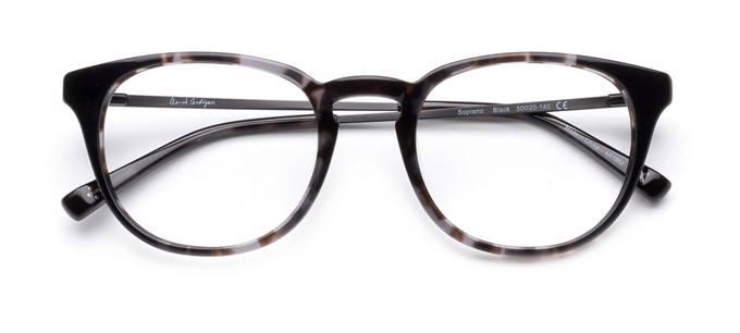 product image of Derek Cardigan Soprano-50 Black