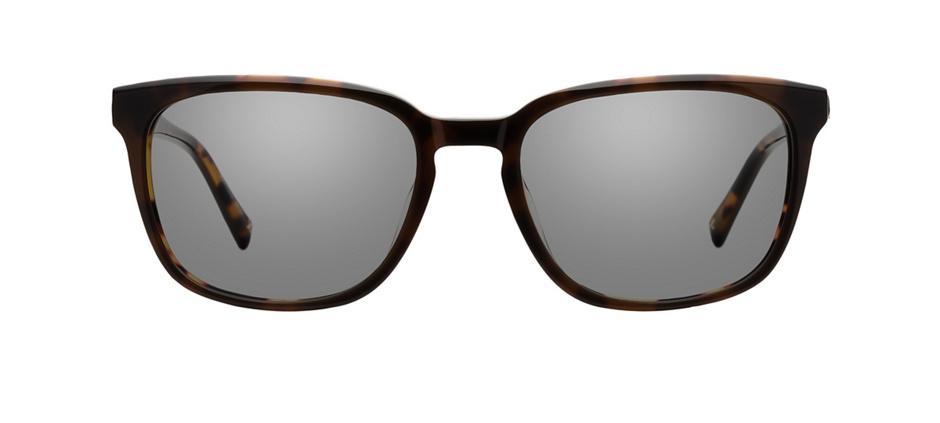 product image of Derek Cardigan Swing-53 Brown Tortoise