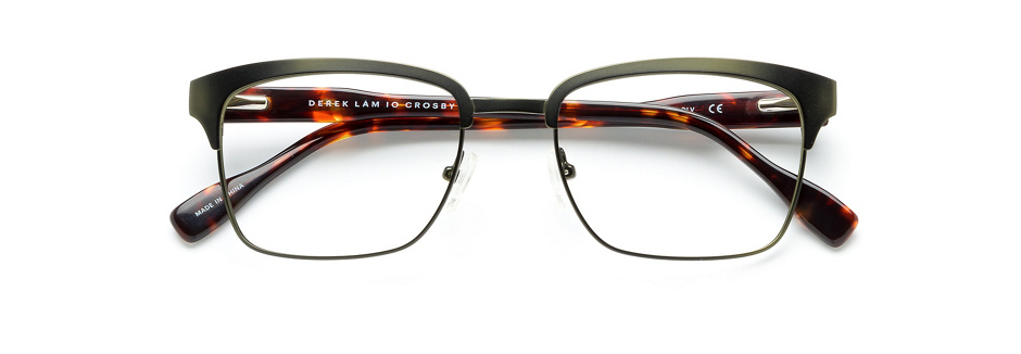 product image of Derek Lam 10 Crosby DL10C213-52 Dark Olive
