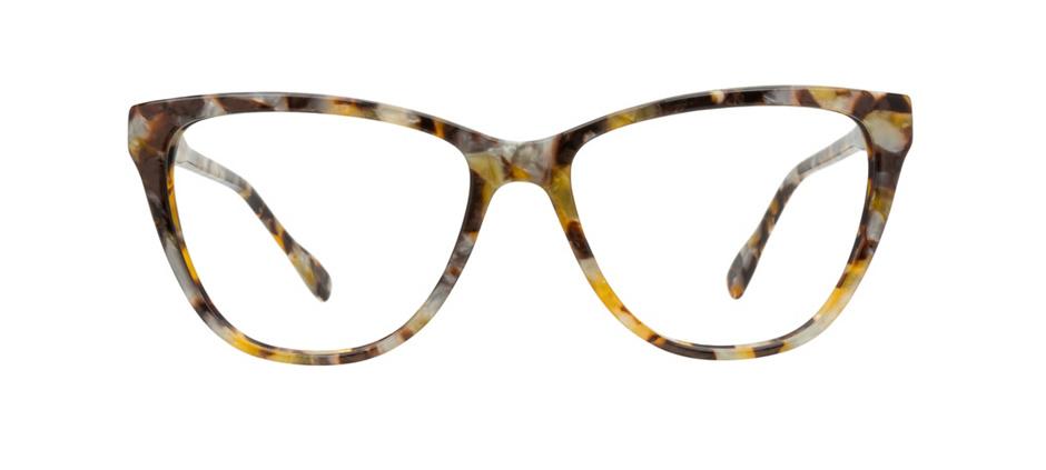 product image of Derek Lam 10 Crosby DL10C323-53 Brown Yellow Speckle