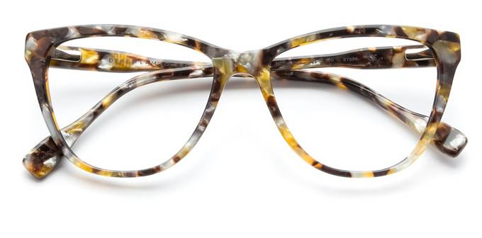 product image of Derek Lam 10 Crosby DL10C323-53 Brown Yellow Speckle