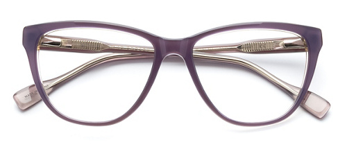 product image of Derek Lam 10 Crosby DL10C323-53 Purple Metallic