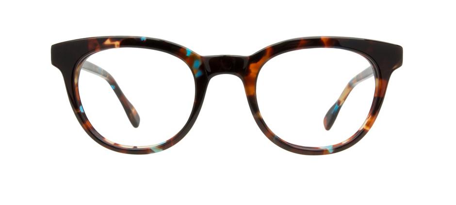 product image of Derek Lam 10 Crosby DL10C516-47 Tortoise Blue