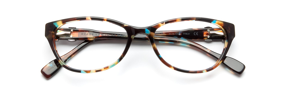 product image of Derek Lam 10 Crosby DL10C551-51 Tortoise Blue