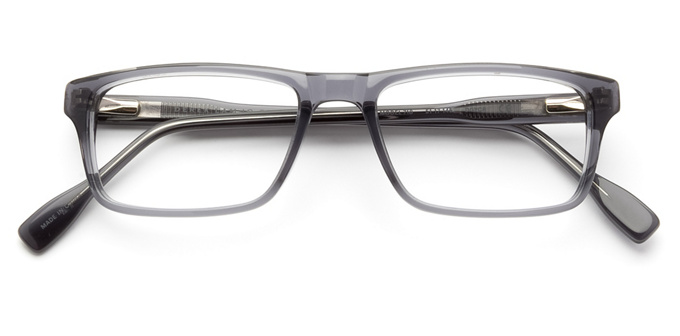 product image of Derek Lam 10 Crosby DL10C718-51 Dark Grey Crystal