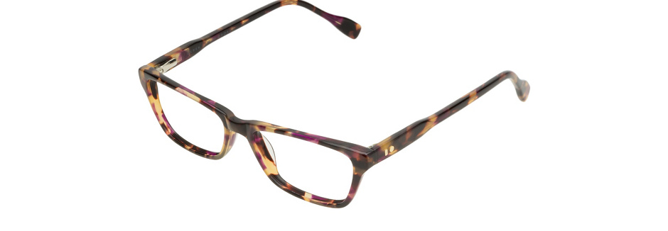 product image of Derek Lam 10 Crosby DL10C917-51 Tortoise Purple