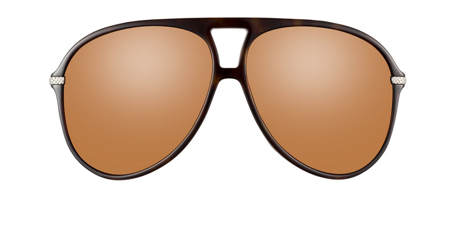 product image of Dior 129S-59 Tortoise Silver