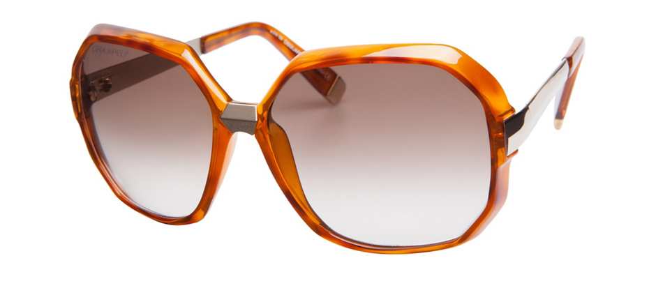 product image of DSquared2 DQ0045-59 Havana Gold