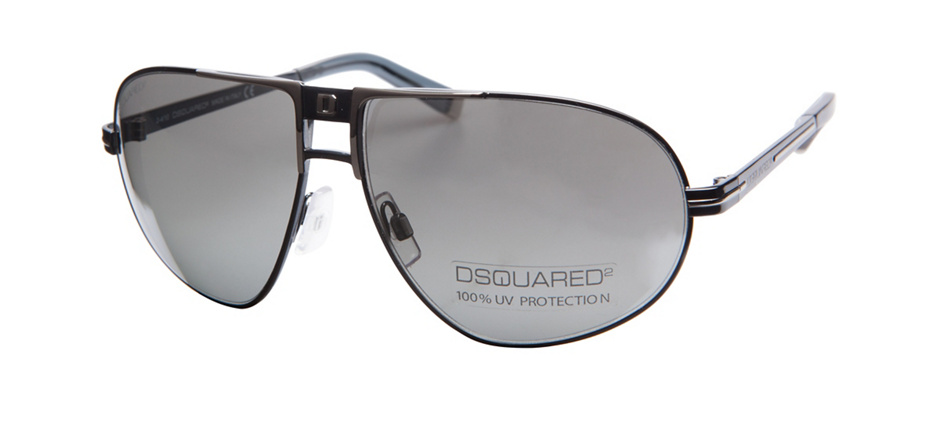 product image of DSquared2 DQ0059-60 Black Silver