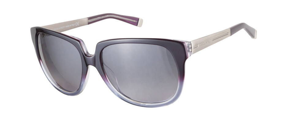 product image of DSquared2 DQ0063-58 Dark Violet Blue Fade