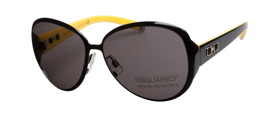 product image of DSquared2 DQ0065 Black
