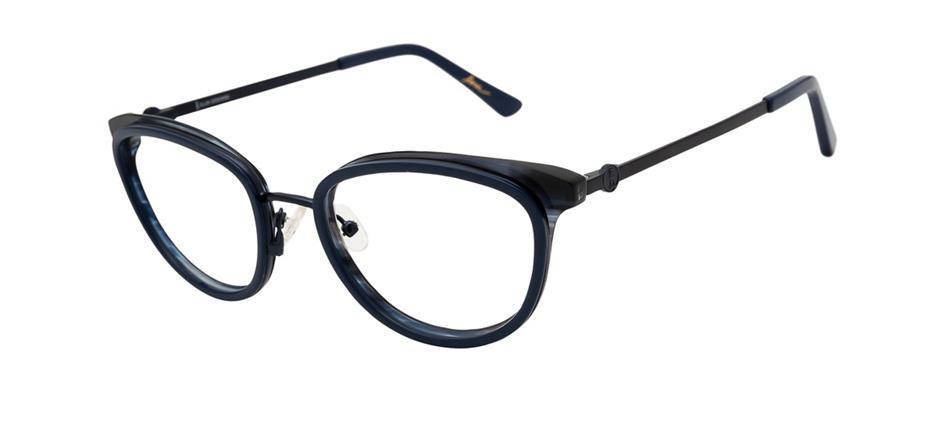 product image of Ellen Degeneres O-24 Crystal Blue Stripe