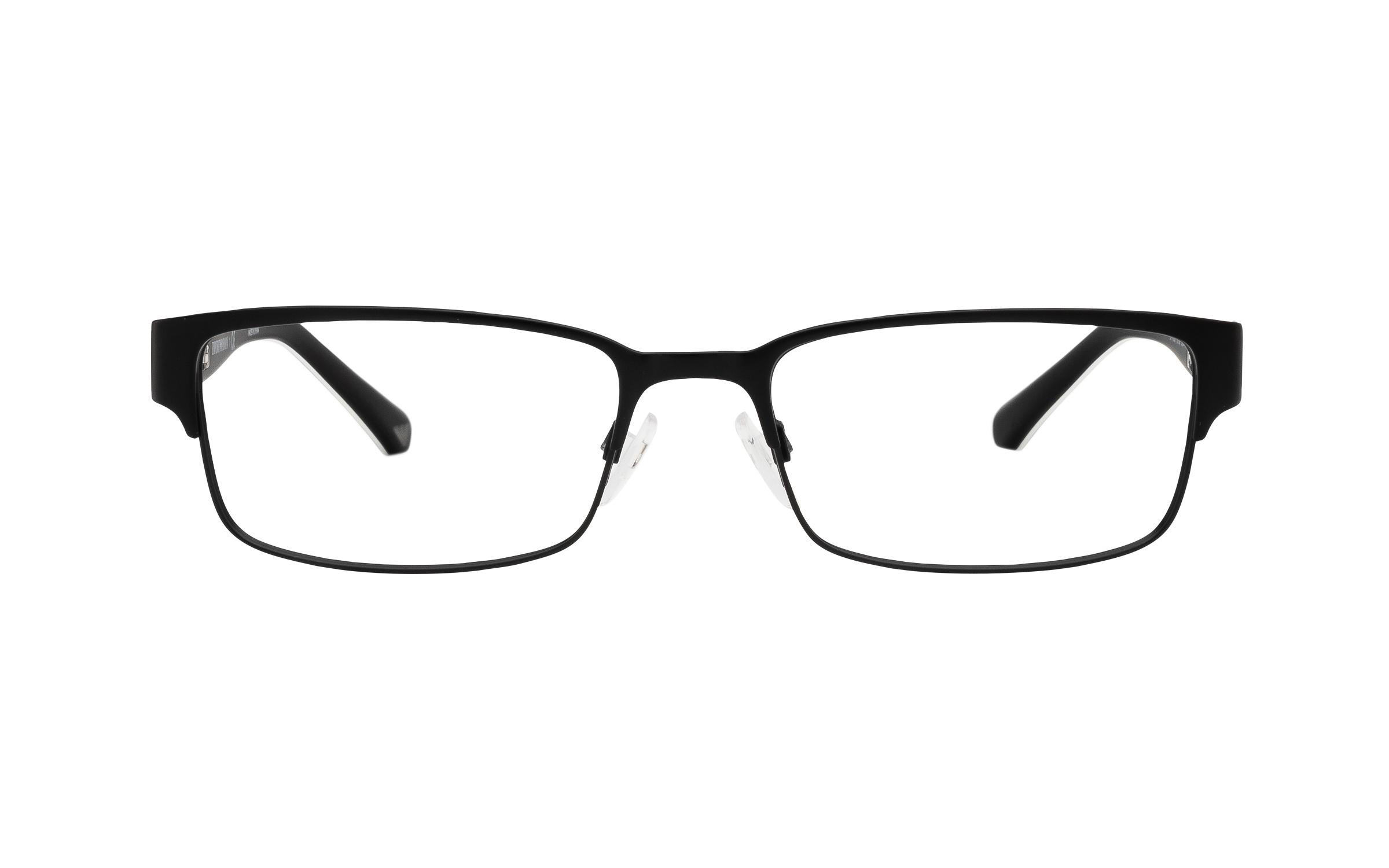 coastal.com - Emporio Armani EA1036 3109 (53) Eyeglasses and Frame in Matte Black – Online Coastal 188.00 USD