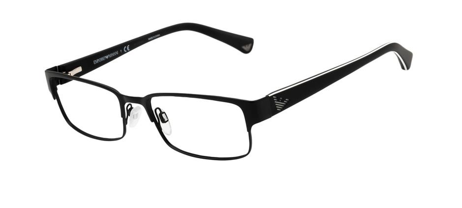 product image of Emporio Armani EA1036-53 Matte Black