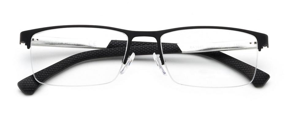 product image of Emporio Armani EA1041-53 Black Rubber