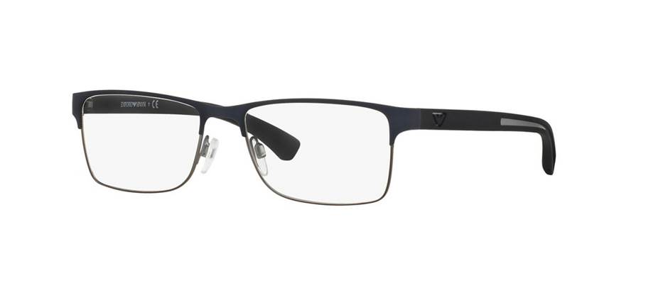 product image of Emporio Armani EA1052-55 Blue Rubber