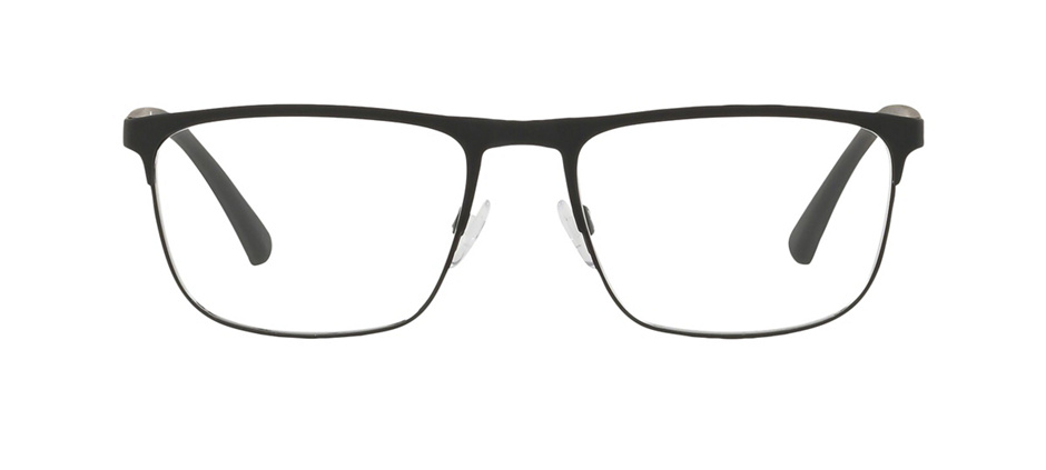 product image of Emporio Armani EA1079-55 Black Rubber