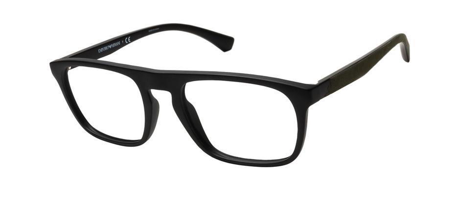 product image of Emporio Armani EA3151-54 Matte Black